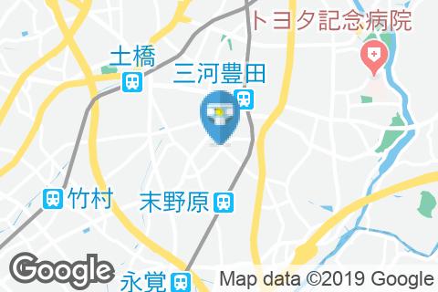 桜街茶房 集いの大林店(1F)のオムツ替え台情報