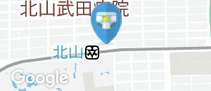 ロイヤルホスト 北山店のオムツ替え台情報