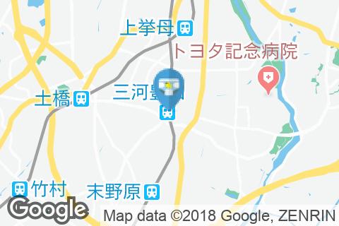 三河豊田駅(改札内)のオムツ替え台情報