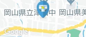 津山簡易裁判所のオムツ替え台情報
