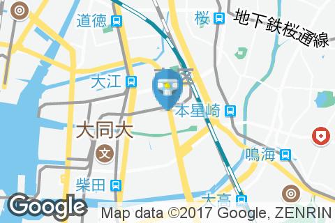 マクドナルド 23号浜田町店(2F)のオムツ替え台情報