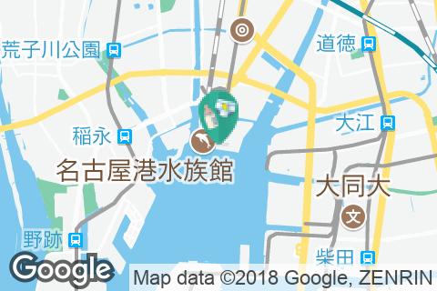 名古屋港ポートビル 展望室(1F)の授乳室・オムツ替え台情報