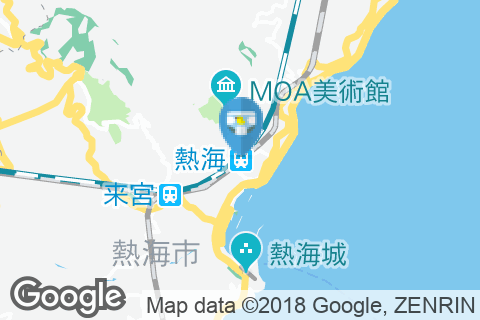 JR東海 熱海駅(改札内)のオムツ替え台情報