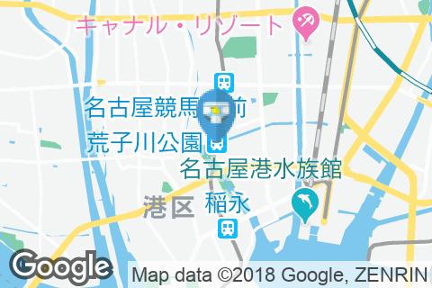 荒子川公園駅(改札内)のオムツ替え台情報