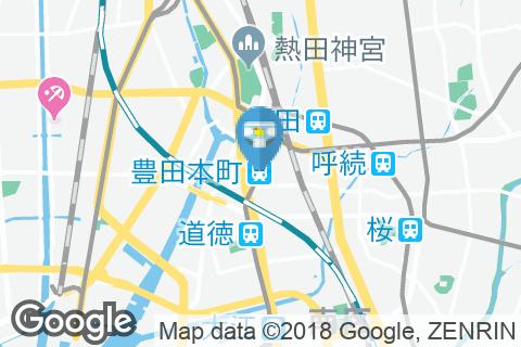 豊田本町駅(改札内)のオムツ替え台情報