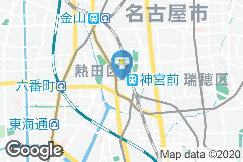 熱田神宮(1F)のオムツ替え台情報