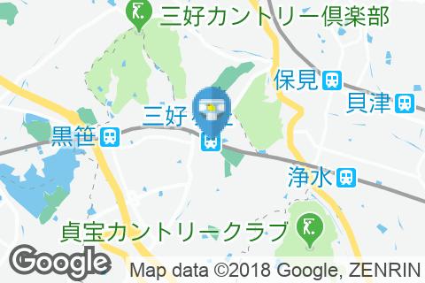 三好ケ丘駅(改札内)のオムツ替え台情報