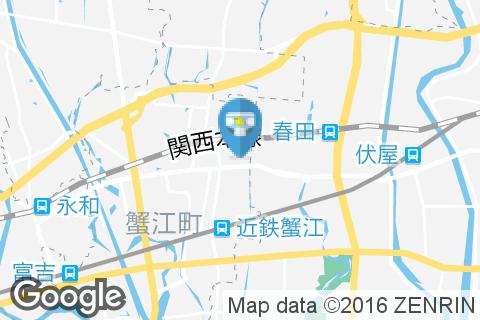 ヨシヅヤ 蟹江専門店館のオムツ替え台情報