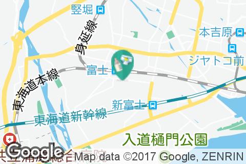 富士駅南まちづくりセンター(1F)の授乳室・オムツ替え台情報