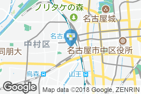 名古屋セントラル病院(2F)のオムツ替え台情報