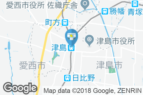 津島駅(改札内)のオムツ替え台情報