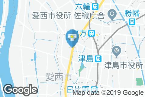 サガミ津島江川店(1F)のオムツ替え台情報