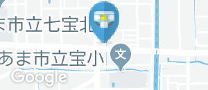 ブロンコビリー七宝店(1F)のオムツ替え台情報