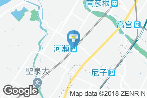 河瀬駅(改札外)のオムツ替え台情報