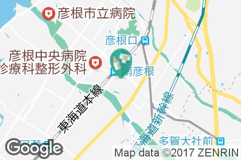 ビバシティ彦根(2F)の授乳室・オムツ替え台情報