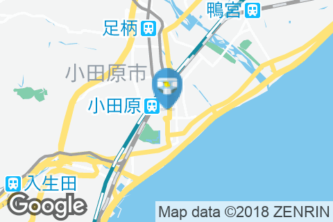 小田原アプリのオムツ替え台情報