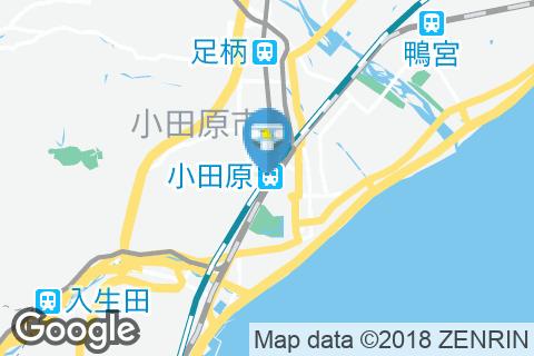 箱根登山鉄道 小田原駅(改札内)のオムツ替え台情報