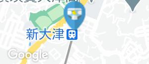 新大津駅(改札内)のオムツ替え台情報