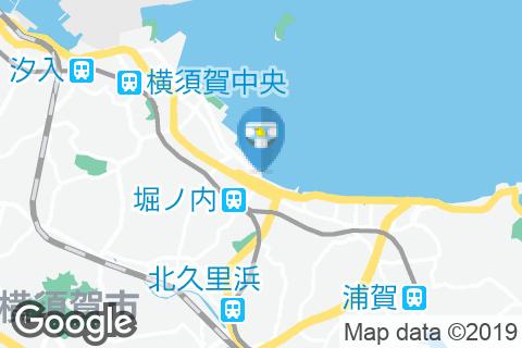 横須賀市 海辺つり公園のオムツ替え台情報