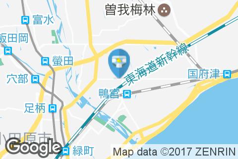 ゆず庵 小田原店(1F)のオムツ替え台情報