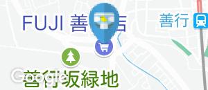 FUJI 善行店(2F)のオムツ替え台情報