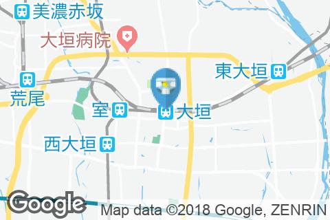 JR東海 大垣駅(改札内)のオムツ替え台情報