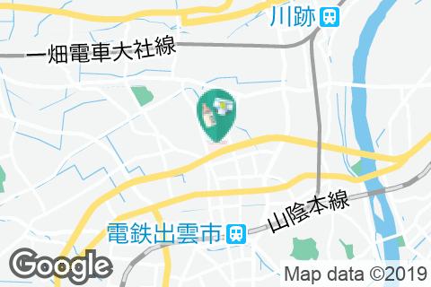 島根県立中央病院(1F)の授乳室・オムツ替え台情報