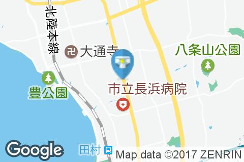 和食麺処サガミ長浜店のオムツ替え台情報