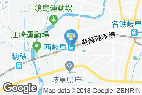西岐阜駅(改札内)のオムツ替え台情報