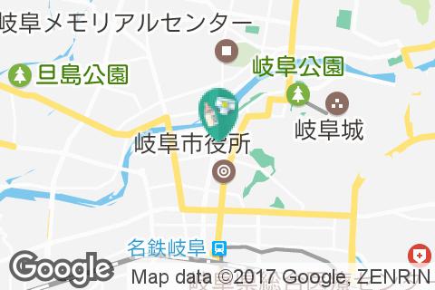 岐阜市立中央図書館(2F)の授乳室・オムツ替え台情報