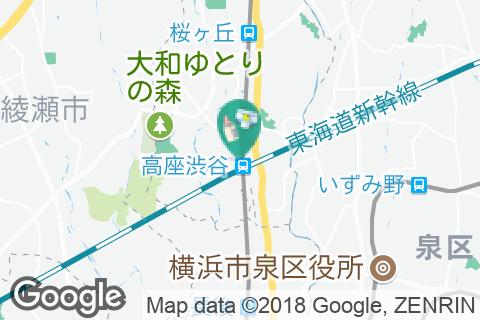 大和市 渋谷学習センター(3F)の授乳室・オムツ替え台情報