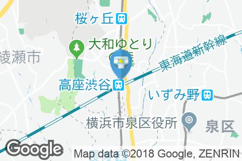 横浜銀行 高座渋谷支店(1F)のオムツ替え台情報