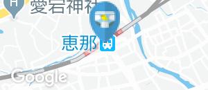 明知鉄道 恵那駅(改札外)のオムツ替え台情報