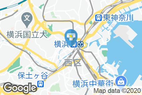 マクドナルド横浜駅西口(2F)のオムツ替え台情報