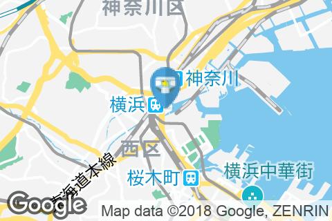 横浜シティ・エア・ターミナル(YCAT)のオムツ替え台情報