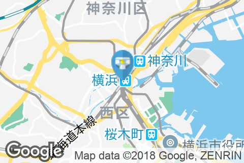 JR東日本 横浜駅(改札内)のオムツ替え台情報