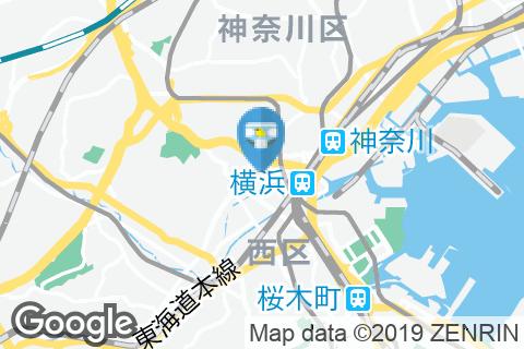 ジョナサン 横浜北幸店のオムツ替え台情報
