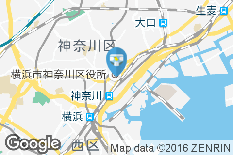 神奈川区総合庁舎(本館地下1階 多目的トイレ内)のオムツ替え台情報