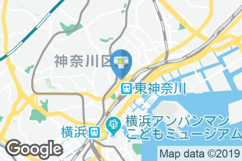 ガスト 東神奈川店のオムツ替え台情報