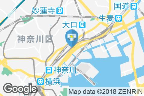 神奈川新町駅(改札外)(1F)のオムツ替え台情報