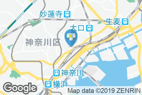 横浜市神奈川図書館(1F)のオムツ替え台情報