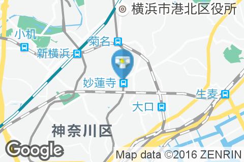 オーケーストア妙蓮寺店 多目的トイレ内(1F)のオムツ替え台情報