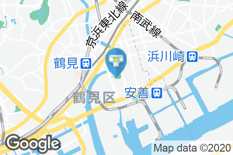 潮田公園公衆トイレのオムツ替え台情報