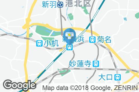 横浜市交通局 新横浜駅(改札内)のオムツ替え台情報