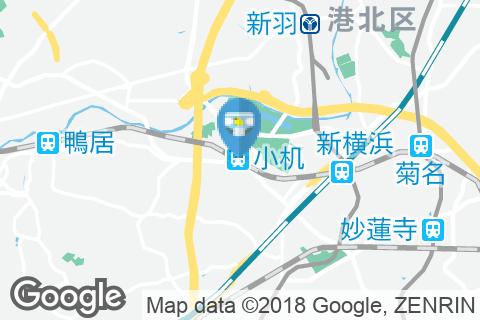 小机駅(改札内)のオムツ替え台情報