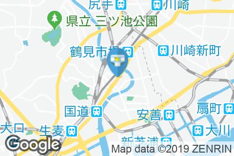 バーミヤン 鶴見中央店のオムツ替え台情報
