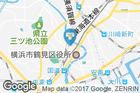 横浜市鶴見図書館のオムツ替え台情報