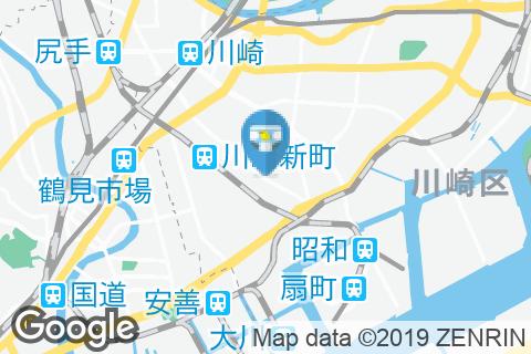 バーミヤン 川崎田島店のオムツ替え台情報