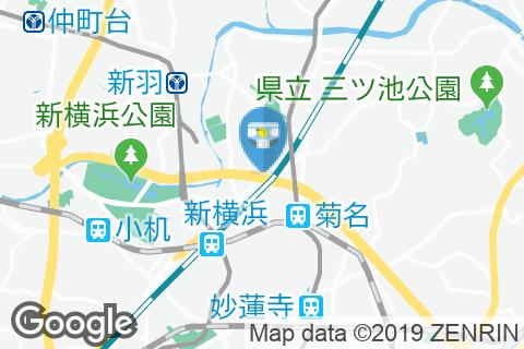 バーミヤン 新横浜店のオムツ替え台情報