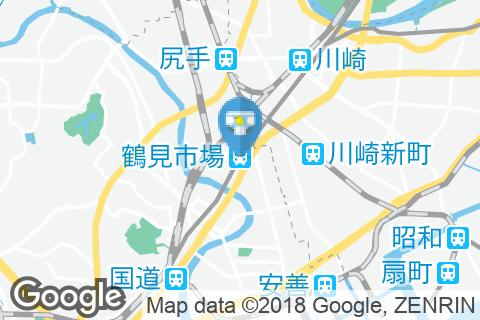 鶴見市場駅(改札内)のオムツ替え台情報